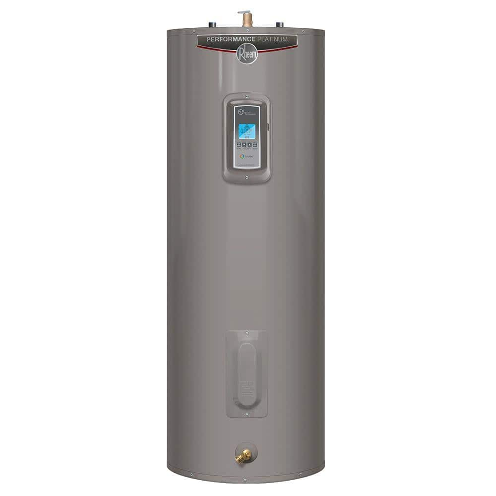 Rheem 50 gallon tall electric water heater on clearance at Home Depot - YMMV $495