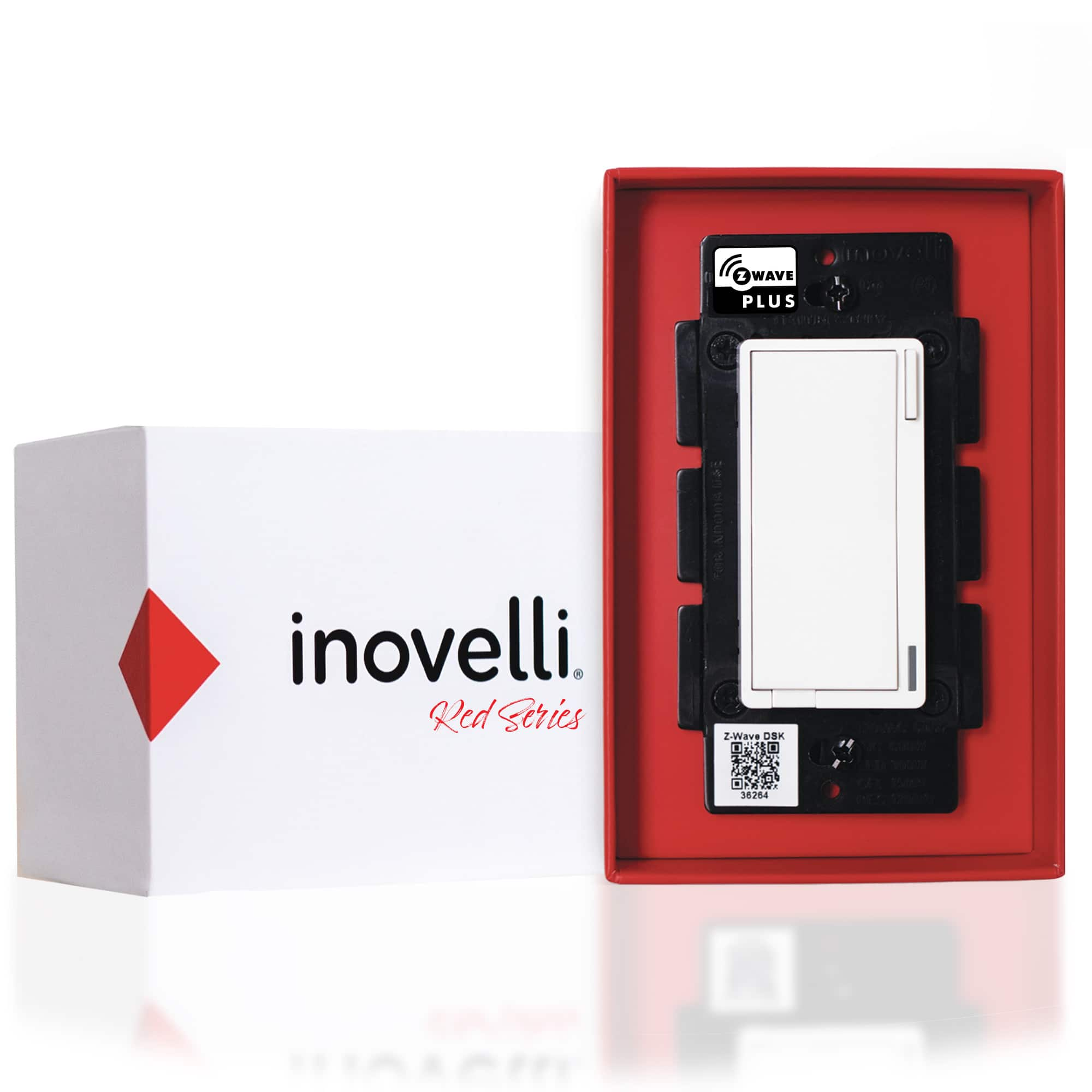 Inovelli Smart Switch Flash Sale (Red Series $29.97) (Black Series $24.97) + Shipping
