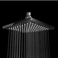 Tanga Deal: Jumbo Shower Oasis Rainfall Showerhead - Steel with chrome-plated finish - $19.99 + shipping - Tanga