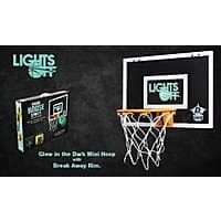 Kmart Deal: Rough House Lights-Off Glow in the Dark Mini Basketball Hoop $9.99 - Kmart - free in store pickup (SWY members)
