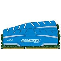 TigerDirect Deal: Crucial Ballistix Sport XT 16GB Desktop Memory Module Kit - 2x 8GB, 240-pin DIMM, 1866MHz DDR3 PC3-14900 - $99 AR (or Cheaper) -TigerDirect- Free Shipping