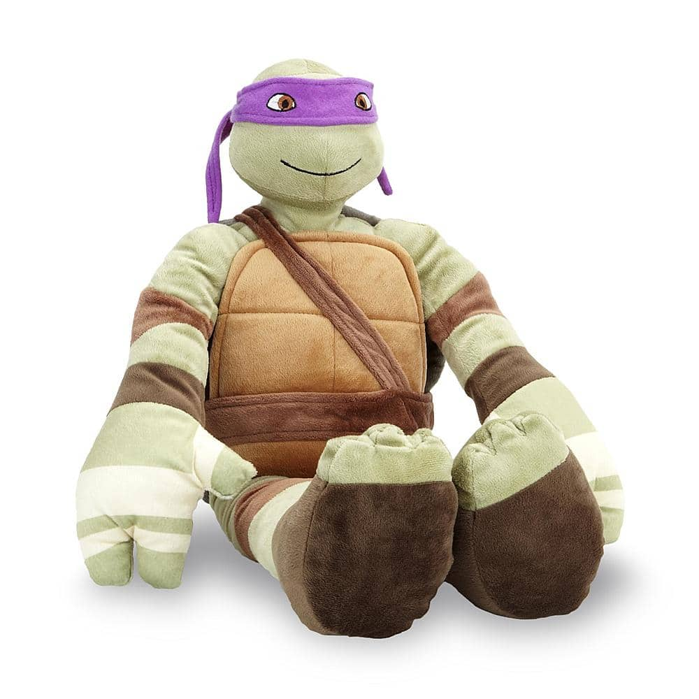 kmart - Teenage Mutant Ninja Turtles Cuddle Pillow - Donatello $4.97 - Free store pickup - YMMV