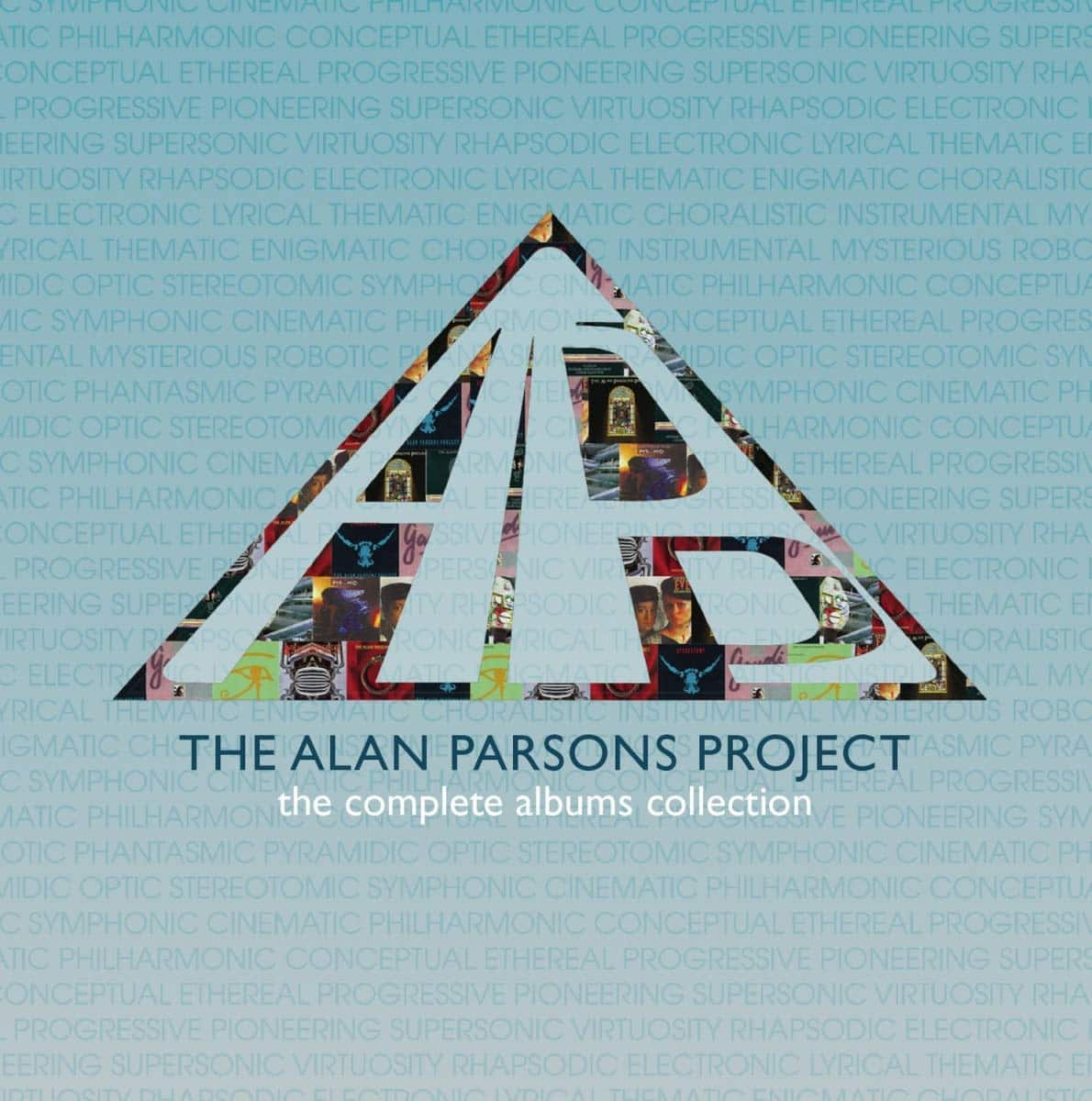 The Complete Albums Collection Box Set Alan Parsons Project $43.54