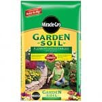 Miracle Gro Garden Soil 1 cu ft $2.50 or $2.25 AC at Lowe's through June. 2, 2014
