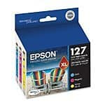 HP, Epson, & Other Name Brand Ink 20% Off, Free Shipping Over $34, from Frys.com & Fry's Electronics Stores through August 15, 2015
