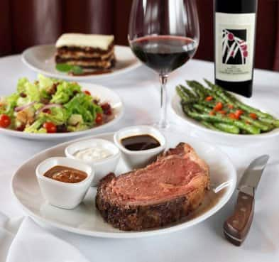 Fleming's Prime Steakhouse Newport Beach, CA - $50 off of $100 or More Purchase through Oct. 19, 2017