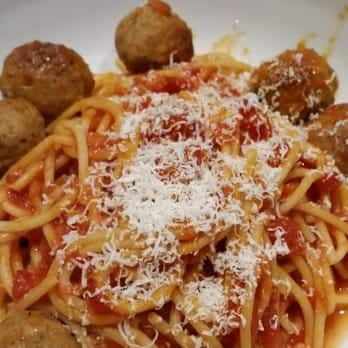 Macaroni Grill - Free Spaghetti and Meatballs to First Responders (Fire, Police, Medical) through October 31, 2017
