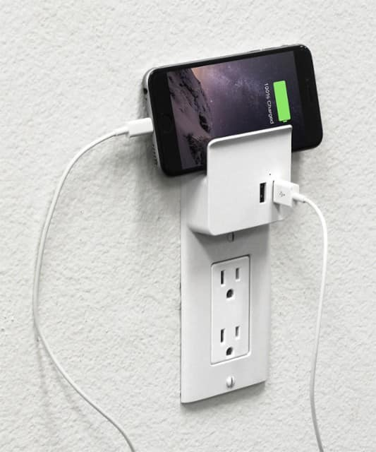 BestBuy - USB Charging Wall Plate $15, regularly $30, free shipping or store pickup