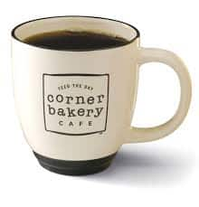 The Corner Bakery - Free Small Coffee, No Purchase Necessary, February 22 - 25, 2018