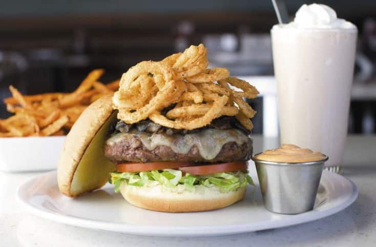The Counter Burger - Free Burger for Dad with Purchase of Entree, Sunday, June 17, 2018