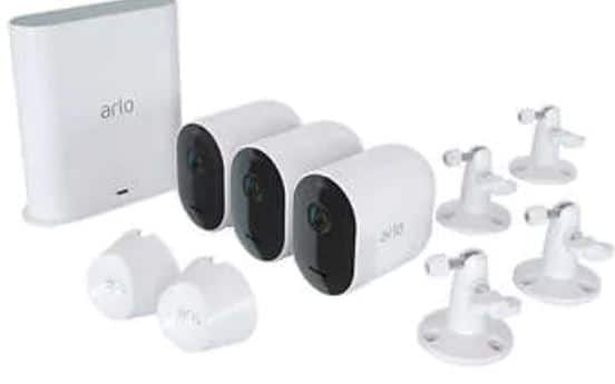 Arlo Wire Free Security Systems - Pro 3 Kit $400, Utra 2 Spotlight 4 Pack Kit $700 + Free Shipping for Costco Members through 10/18/2020