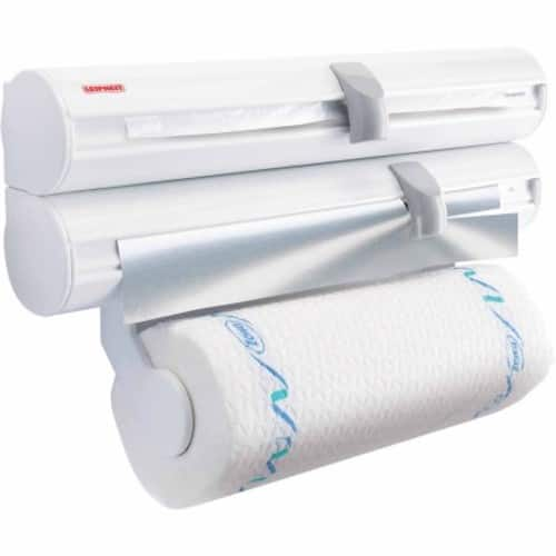 Leifheit Wall-Mount Paper Towel Holder, White $23.99 @Walmart