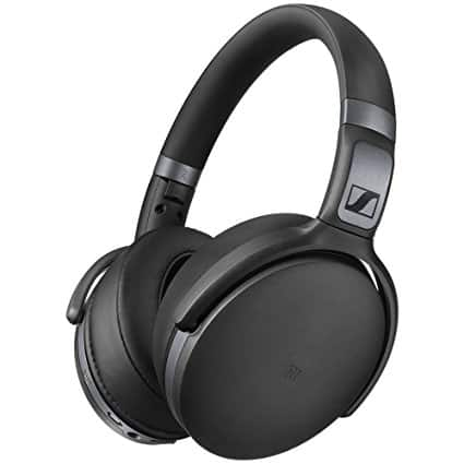 Sennheiser HD 4.40 Bluetooth Wireless Over-Ear Headphones with Mic - $79.96 with 20% off code