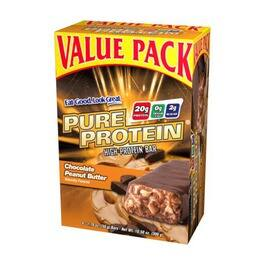 Pure Protein High Protein Bars 6 ct box $3.29 (.55 each) AC @ Target