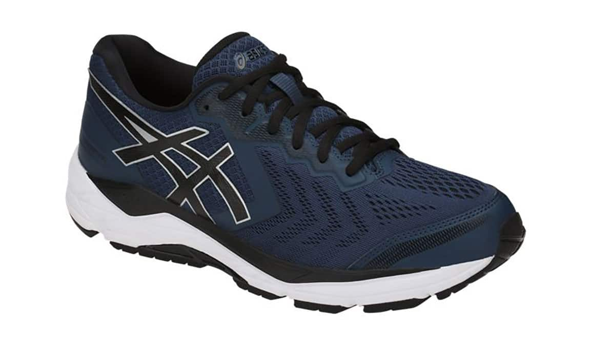 166d675ca17b Men s Asics GEL-Foundation 13 Running Shoe - Color  Blue Black  120.00 Now   59.98