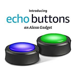 Amazon Echo Buttons (An Alexa Gadget) Preorder (2 Pack) - $19.99 Arrives Before Christmas