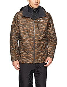 Columbia Sportswear Men's Whirlibird Interchange Jacket - As low as $56.54 (Select sizes and colors)