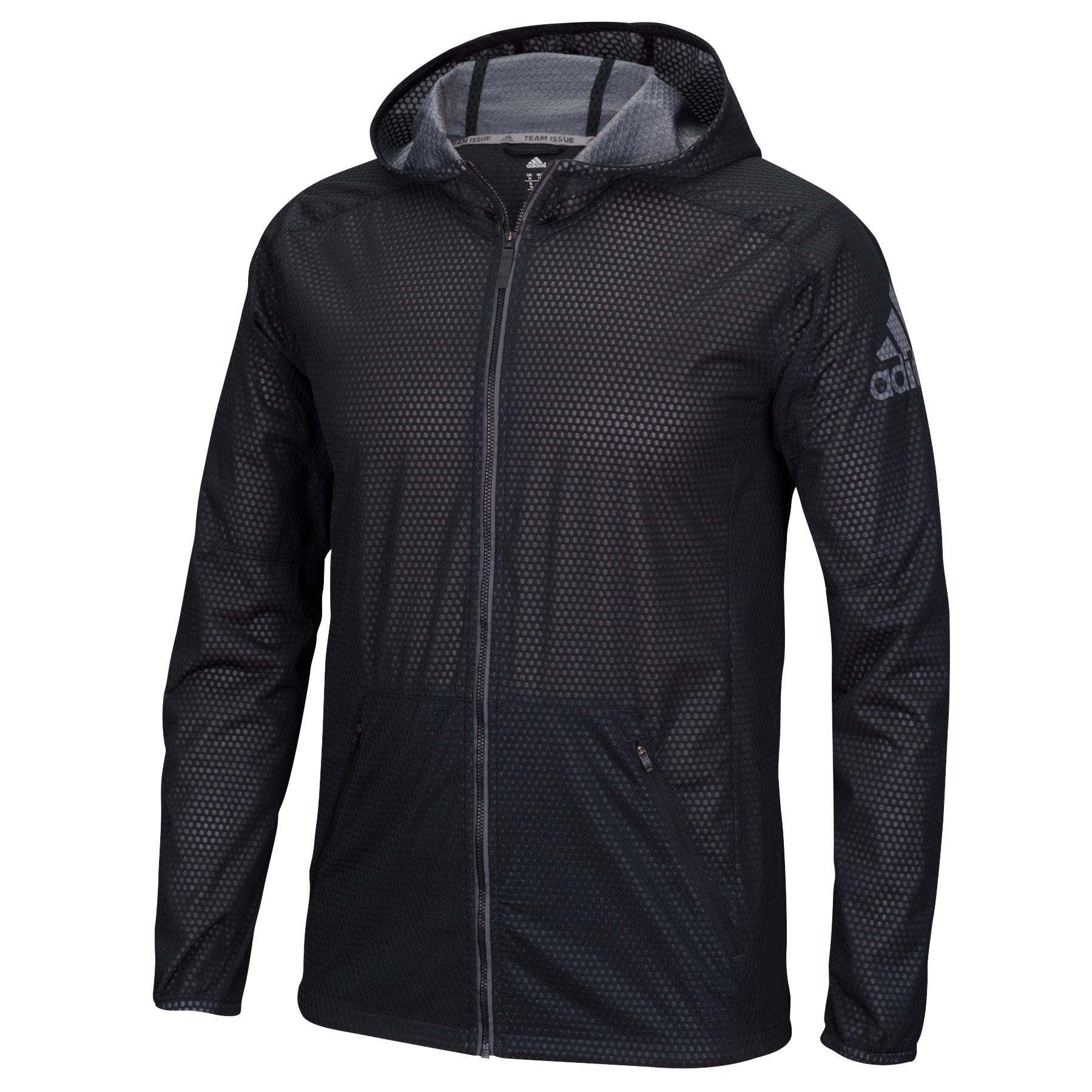 low priced 163d6 63f84 adidas Men s Climastorm Full Zip Jacket - Slickdeals.net