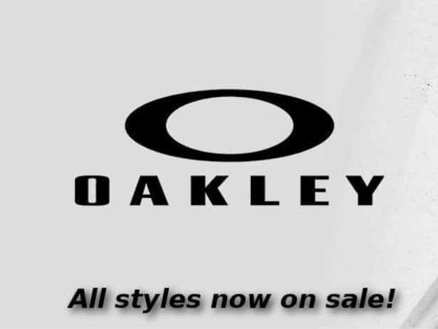 Daily Deals on Oakley Sunglasses (Various Styles) from $74.99 + extra 10% off for new customers on Shnoop