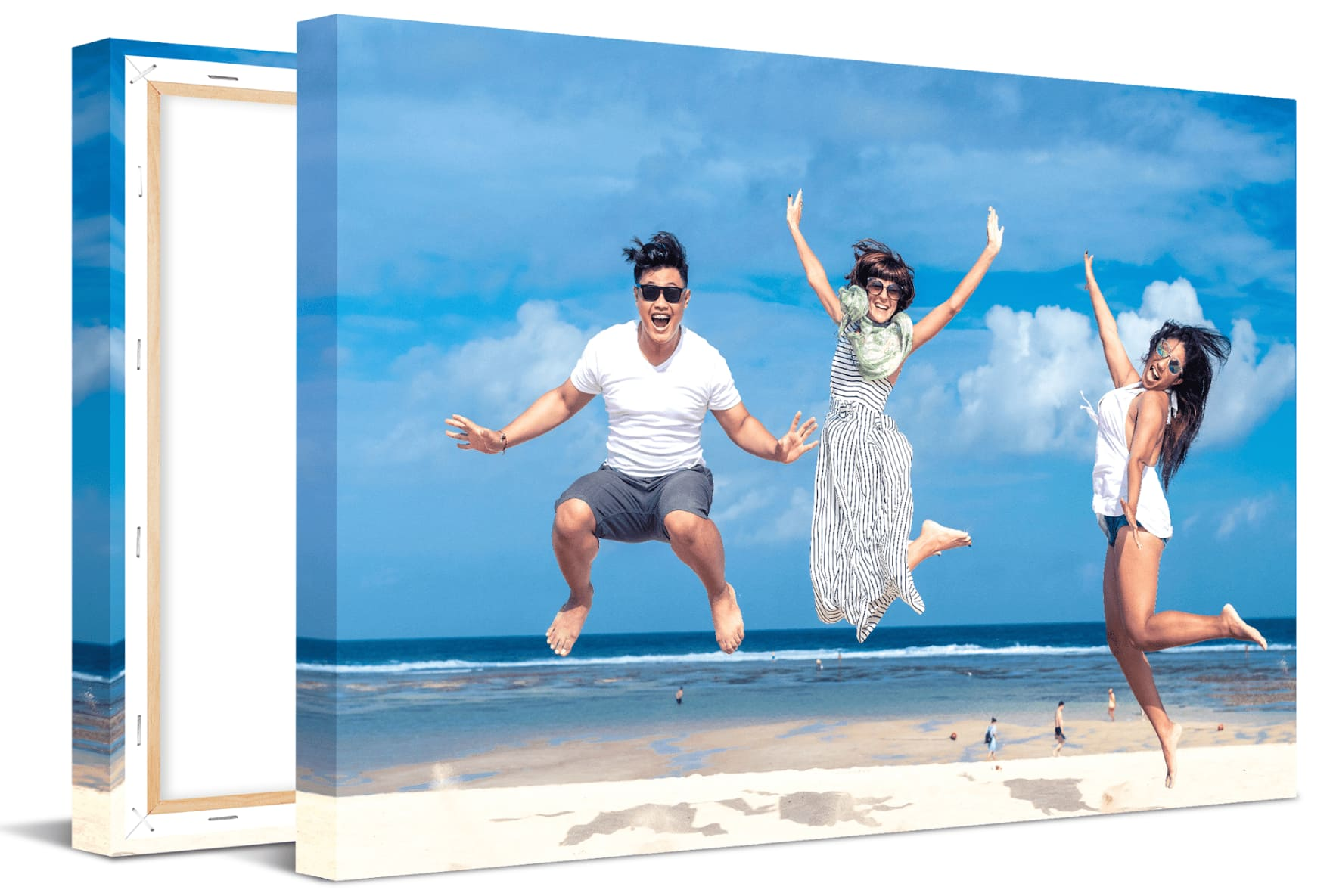 20x16 inch Canvas Prints for $17.90, 2 for $29.90, 3 for $42.90 Shipped