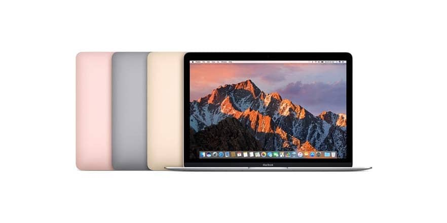 "Apple Macbook (Early 2016) 12"" Laptop $899.99 Retina Display, Intel Core M5-6Y54 Dual-Core, 512GB PCI-E Solid State Drive, 8GB DDR3, 802.11ac, Bluetooth, MacOS 11.4 El Capitan"