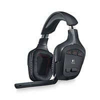 Amazon Deal: 50% off Gaming Wireless Headset Logitech g930 $79.99 (condition:NEW)