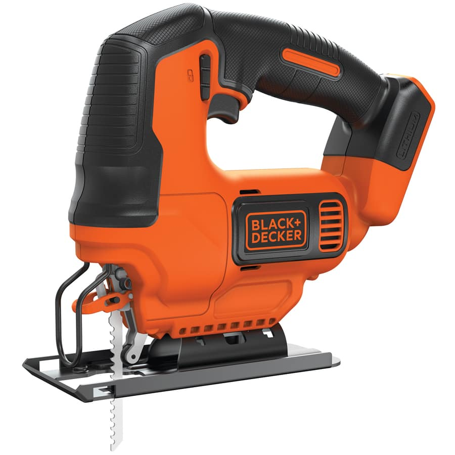 BLACK & DECKER 20-Volt Max Variable Speed Keyless Cordless Jigsaw (Bare Tool) - 17.49 at Lowes. Free Shipping YMMV $17.49