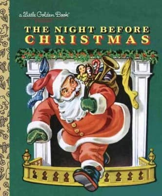 The Night Before Christmas (Little Golden Book) $2.49