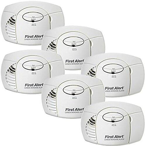 Prime Members: First Alert Carbon Monoxide Detector, Battery