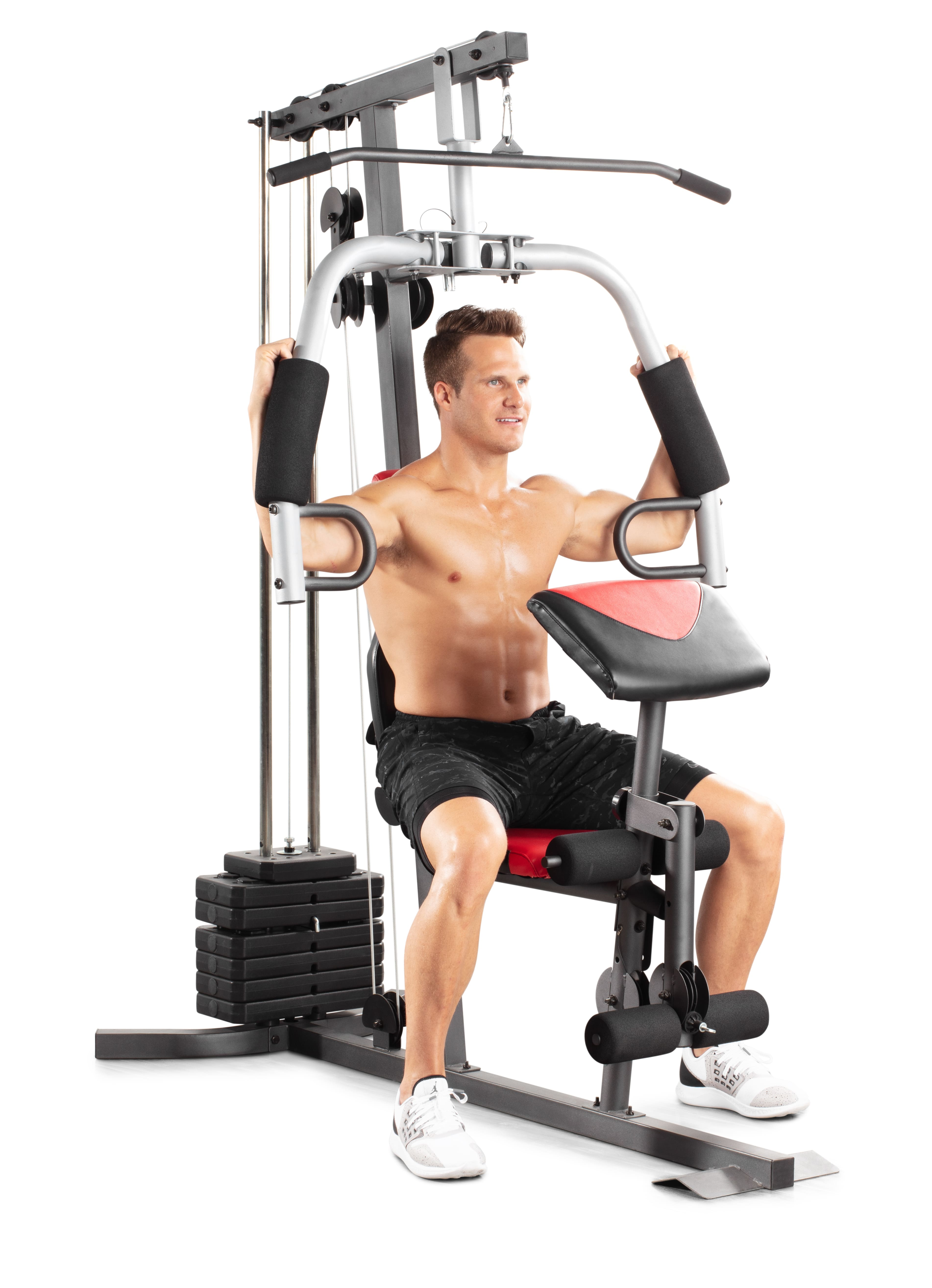 Weider 2980 Home Gym with 214 Lbs. of Resistance $179 with Store Pickup @ Walmart