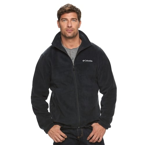 d552d8f9c7d49 Men's Columbia Flattop Ridge Fleece Jacket - Slickdeals.net
