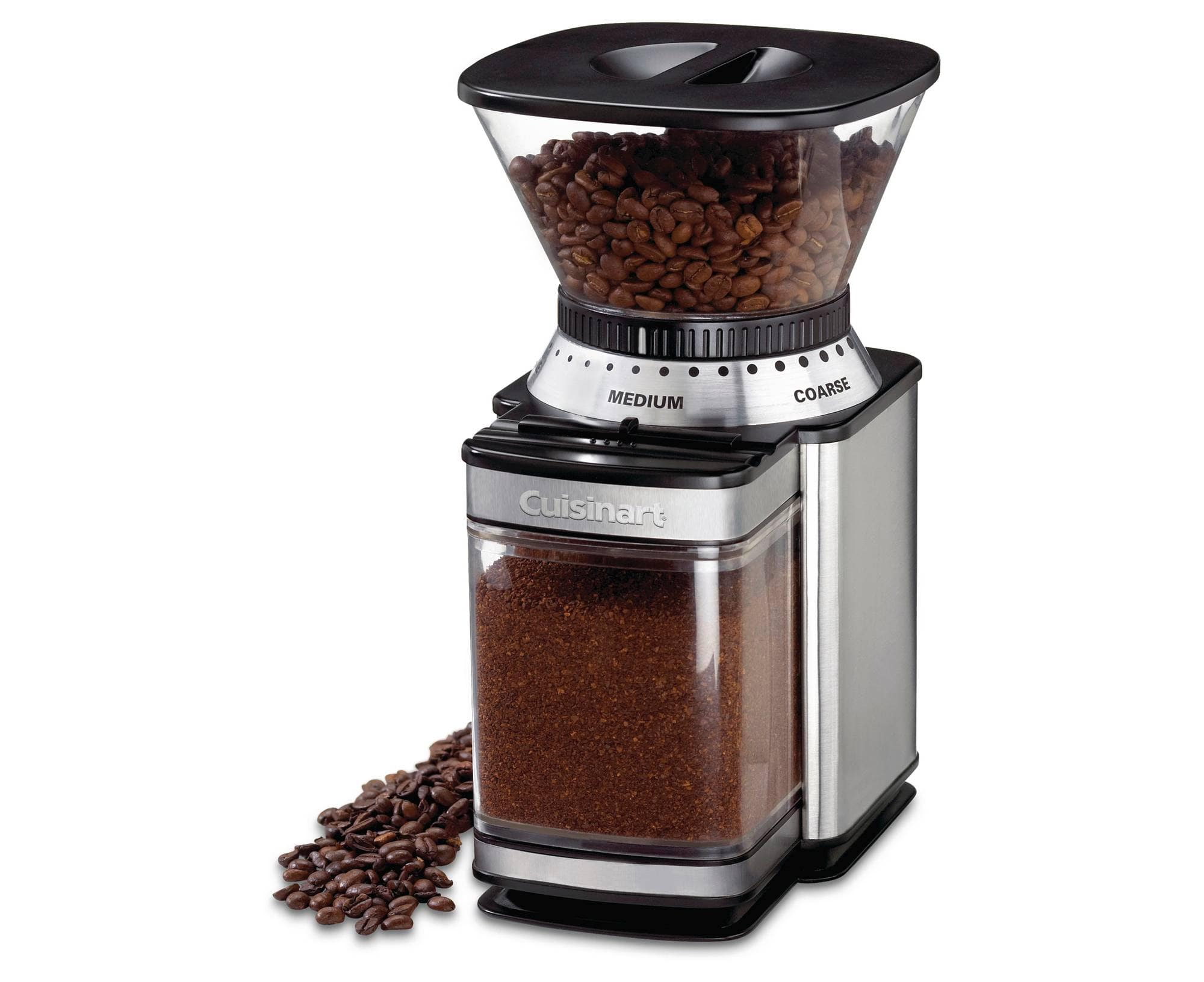 Target Cuisinart Automatic Burr mill coffee grinder $39.99 with $10 in Giftcard plus FS