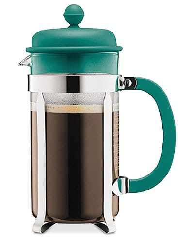 Macys Bodum French press coffee maker from $12 with Free store pickup