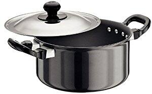 Amazon Hawkins Futura Hard Anodised Cook and Serve Stewpot, 2.25-Liter $12.74 FS with prime