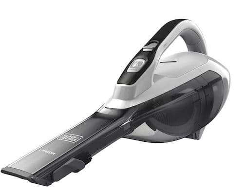 KOHLS card holders Black & Decker High Capacity Hand Vacuum with scented filter  $31.05 and $5 in kc with store pick up only