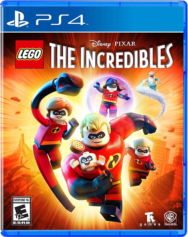 LEGO Disney Pixar's The Incredibles - PS4 $9.99