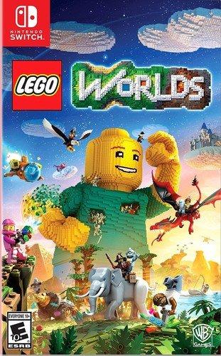 LEGO Worlds - Nintendo Switch [Disc, Nintendo Switch] $13