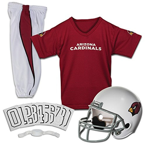 Franklin Sports Deluxe NFL-Style Youth Uniform $20.95