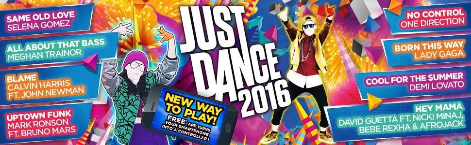 Just Dance 2016 - Xbox One $12.45 @ Amazon FS w/ Prime or FSSS
