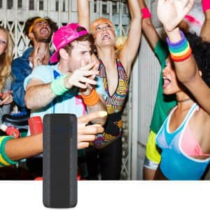 UE MEGABOOM Charcoal Black Wireless Mobile Bluetooth Speaker $173 on Amazon $173.43