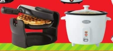 JCPenney Black Friday: Cooks Flip Waffle Maker for $7.99 after $12.00 rebate