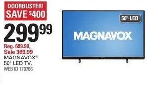 """Shopko Black Friday: 50"""" Magnavox 50ME336V/F7 1080p LED HDTV for $299.99"""