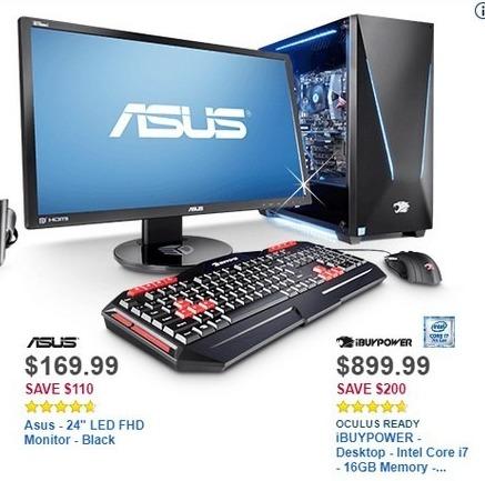 Pleasing Best Buy Black Friday Ibuypower Desktop Intel Core I7 16Gb Download Free Architecture Designs Grimeyleaguecom