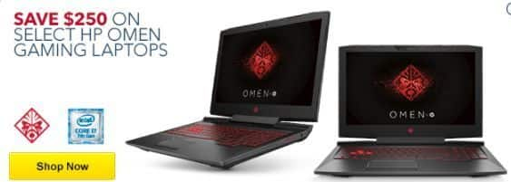 Best Buy Black Friday: Select HP Omen Gaming Laptops - Save $250