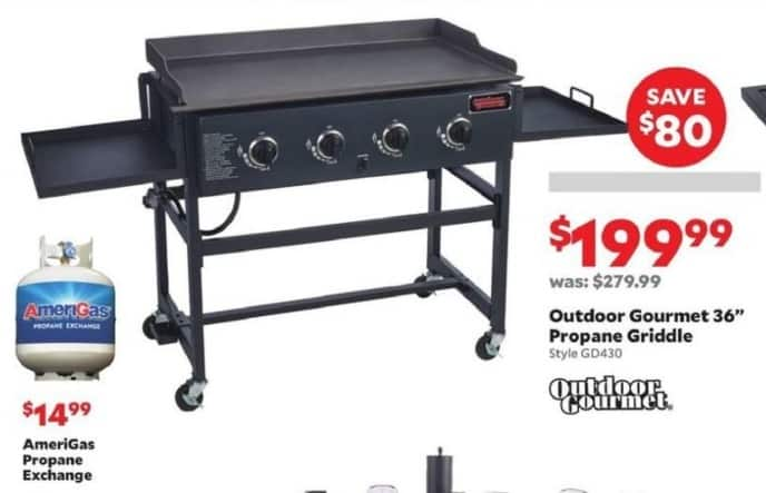 Academy Sports + Outdoors Black Friday: AmeriGas Propane Exchange for $14.99