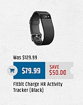 MacMall Black Friday: FitBit Charge HR for $79.99