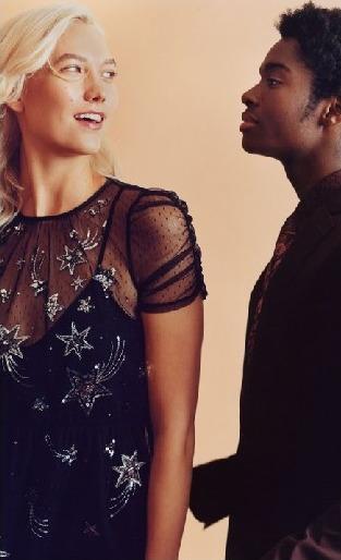 Express.com Black Friday: Star Maxi Dress for $148.00
