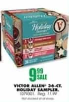Blains Farm Fleet Black Friday: Victor Allen's 36-ct Holiday Sampler for $9.99