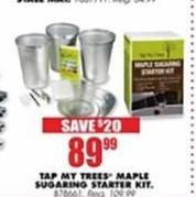 Blains Farm Fleet Black Friday: Tap My Trees Maple Sugaring Starter Kit for $89.99