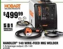 Northern Tool and Equipment Black Friday: Hobart Handler 140
